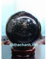 Quả cầu đá thạch anh đen DDC7.7