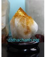 Mắc đá thạch anh vàng DVT11.5