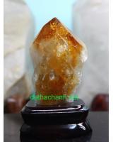 Mắc đá thạch anh vàng DVT12