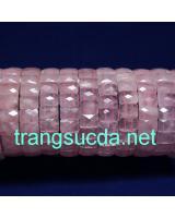 Vòng tay thạch anh hồng DHV2