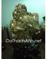 Khối đá vàng găm DVG001