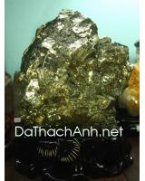 Khối đá vàng găm khồng lồ DVG002