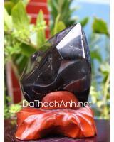 Khối đá thạch anh đen DK15