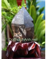 Khối đá thạch anh đen DK16.5