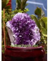 Khối đá thạch anh tím DT517