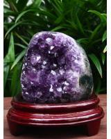 khối đá thạch anh tím DT615