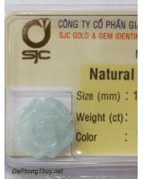 Hoa mẫu đơn đá aquamarine daqua6.43