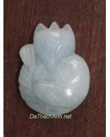 Hồ ly đá Aquamarine dLYAQUA2