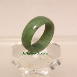 Nhẫn đá quý ngọc bích size17.5 ANBN25