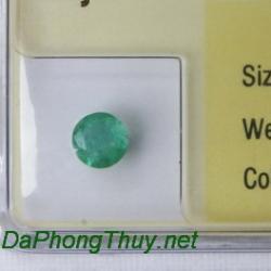 Viên đá emerald ngọc lục bảo DNLB00.56