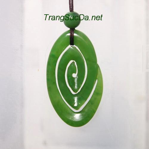 Đá ngọc bích sung túc no đủ DNBM59