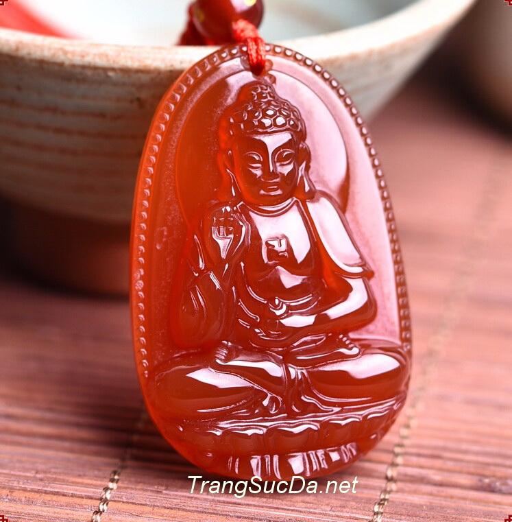 Phật Bản Mệnh A Di Đà tuổi Tuất Hợi PBM5
